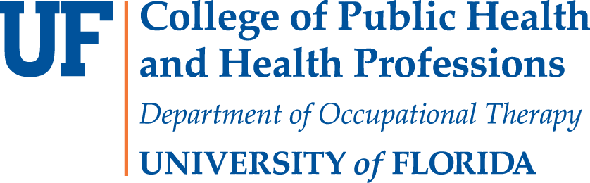 UF College of Occupational Therapy Logo
