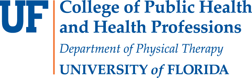 UF College of Physical Therapy Logo